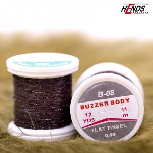 Bilde av Buzzer Body 08 dark brown