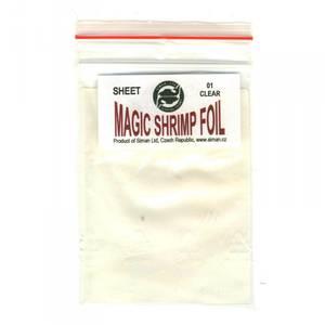 Bilde av Magic Shrimp Foil Sheet 01 white clear