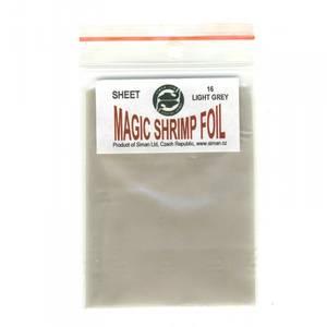 Bilde av Magic Shrimp Foil Sheet 16 light grey