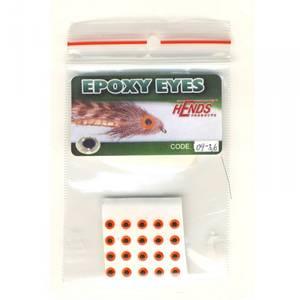Bilde av Epoxy Eyes 3,6mm 09 orange