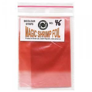 Bilde av Magic Shrimp Foil Bicolor 46 pink / red
